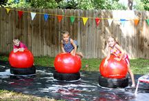 Kids obstacle courses