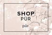 Shop Pür / Shop all your favorite Pür products in stores now. / by Pür Minerals