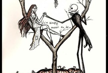 Jack and Sally❤️ / by Victoria Salvatore
