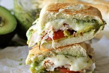 Recipes to Try--Sandwiches