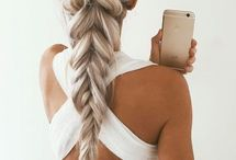 Girls hair styles braids