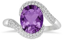 Alluring Amethyst / by Szul Jewelry