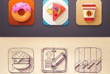 Aplication icons