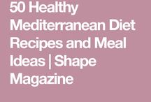 Exploration of the Med Diet