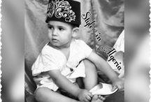 Costume Traditionnel Algérien pour Garçon