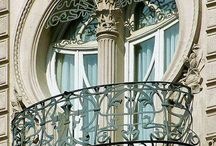 Balkons modern