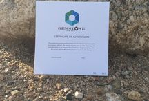 Gemstone Tile LLC Swag / We know you can't have stunning tile without having stunning sample boxes, packaging and other items.