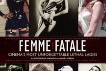 Femme Fatale Fashion / by CCC Library