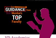 coaching Classes / VD Academics is one the best Coaching Institute in Navi Mumbai for 11th and 12th Students. with all entrance exams preparation.