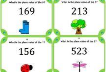 school-place value