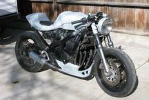gsx 750 f caferacer