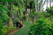 Jardines e Instalaciones / El Hotel Los Monteros 5* GL dispone de magníficos espacios al aire libre, donde podrá celebrar su eventos y disfrutar de toda la naturaleza que rodea el hotel. / by Hotel Los Monteros Spa & Golf Resort 5* GL