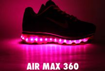 Lights up kicks