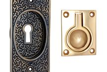 Flush Pulls / Gold plated, brass finish, ceramic make flush pulls only at Adonai Hardware. We make what you need at a price that would be reasonable and give you a taste of world class quality.