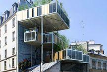 Architecture Vertueuse / Références