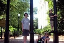 Boxy Colonial: Family Travel