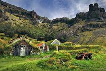 Lugares lindos e Abandonados / Obras da natureza!
