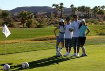 FootGolf / Shalimar is introducing Arizona's first FootGolf Course!