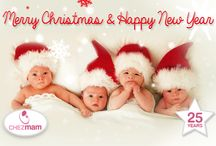 Christmas & New Year Culture* / by CHEZMAM Maternity
