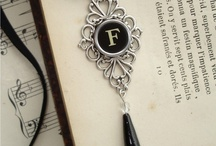 Typewriter Key Jewellery