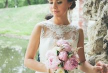 Bridal look By Olga Biel