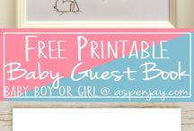 Babyshower party ideas