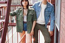couple street fashion