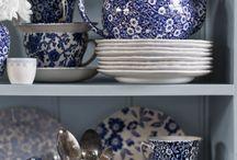 China ware display