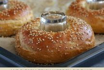 Chleba, bagety