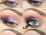 Eyeshadow / These are some of the eyeshadow looks that I like so I hope you guys like them two