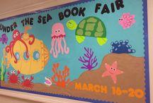 Spring Book Fair Ideas