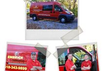 Our Team / The Embrich Plumbing Co Team