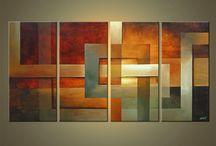 abstrast geometrical art
