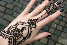 Henna Tattoo Art