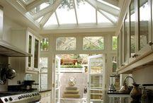 Cool indoor/outdoor spaces