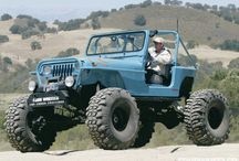 Jeeping/offroad