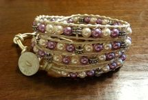 Jewelry - hand crafted bracelets / My hand crafted bracelets / by Tammy Harrel