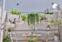 Terrace italy