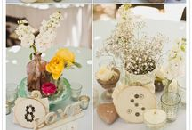 Reception/Ceremony Decorations / by Tasha Newcomb