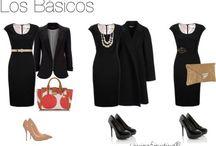 mi vestidito negro