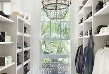 Dreamy closets / by Erin Davidson