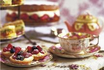 Afternoon Tea / Everyone's favourite UK tradition!