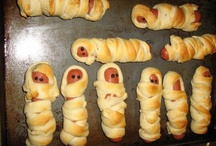 Recipes- appetizers / by Jamie Shea