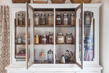 Kitchen Storage and Deco