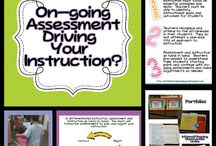 Assessment and Evaluation / by Shari Franco