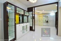 Flat B-401 / Full house luxury interiors. Shriram Suhaana, Yelahanka, Bangalore