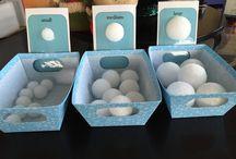 Size balls sorting