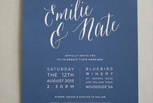 Wedding invites and save the date ideas