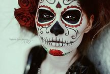 day of the dead inspo