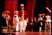 Music Man Choreo Inspiration / by Eve Roberts